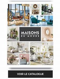 Catalogues MAISONS DU MONDE Sur CATALOGUEFR