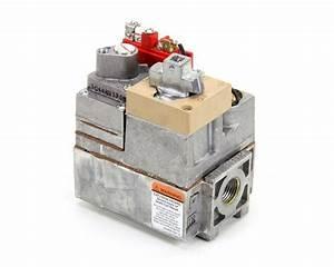 Frymaster Fryer Valve Honeywell Nat Millivolt Gas 8071603