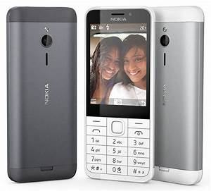 Nokia 230 And 230 Dual Sim With 2mp Front Camera With Led