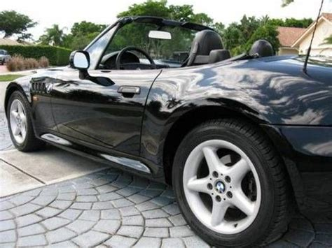 Buy Used 1997 Bmw Z3 Roadster Convertible 2-door 2.8l In