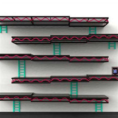 Donkey Kong Wall Shelves Complex