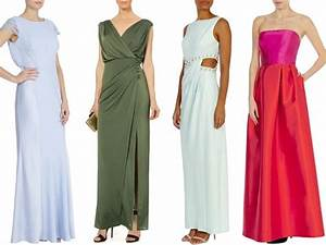 wedding guest dress spring summer 2015 from various labels With black tie optional wedding guest dresses