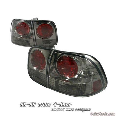 honda civic tail lights for sale honda civic 96 98 smoked tail light for sale cars