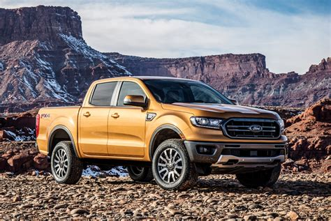 Ford Ranger 2020 by The New Ford Ranger Was Outsold By The Notably Ancient