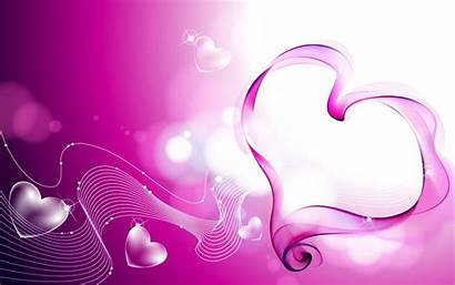 Pink Pretty Purple Background Backgrounds Hearts Abstract
