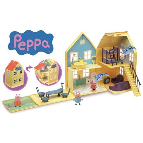 la maison de peppa pig la maison de luxe de peppa pig la grande r 233 cr 233 vente de jouets et jeux catalogue de no 235 l