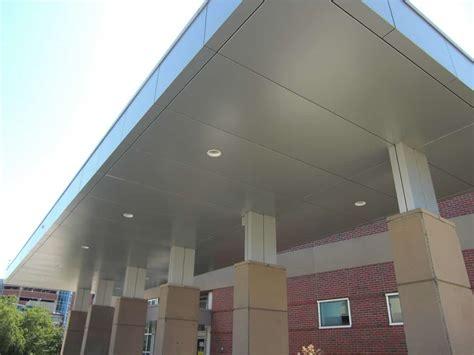 hh enterprises  aluminum composite material panels acm reynobond fabricators installers