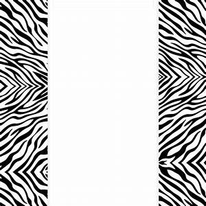 Zebra Print Background Microsoft Word - ClipArt Best