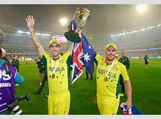 Glenn Maxwell and Aaron Finch to miss the opening few