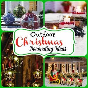 22 Incredibly Breathtaking Outdoor Christmas Decorating