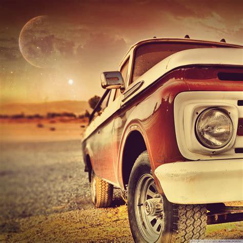 Vintage Car Front 4k Hd Desktop Wallpaper For • Wide