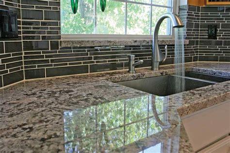 How To Do Glass Tile Backsplash : Important Kitchen Interior Design Components, Part 3