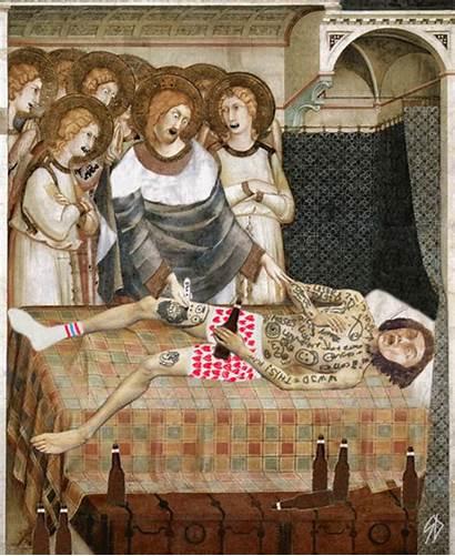 Renaissance Memes Medieval Classical Paintings Meme Arte
