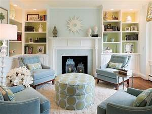 Traditional Style Living Room With Modern Twist | Liz ...