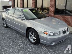 2000 Pontiac Grand Prix Gt For Sale In Manchester