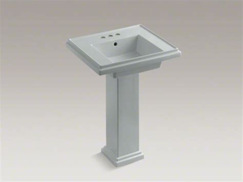 Kohler Tresham 24 Inch Pedestal Sink by Kohler Tresham R 24 Quot Pedestal Bathroom Sink With 4