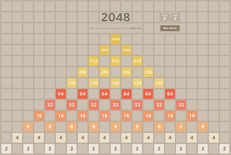 Learn Russian With 2048 Game!