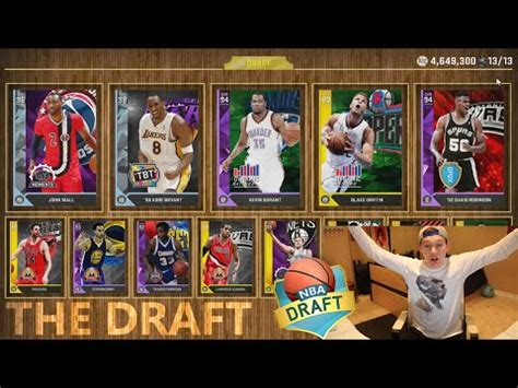 kmtcentral  boost draft nba  myteam pack