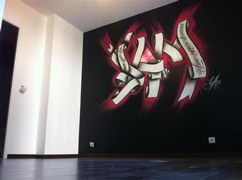 tag pour chambre color spray deco chambre d 39 enfant design déco graffiti