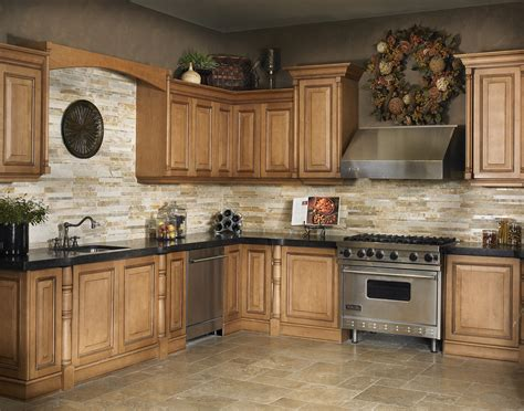 Home Depot Kitchen Backsplash Pictures : New Home Depot Stone Tile Design