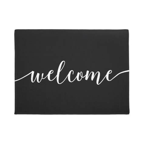 Welcome To The Lake Doormat by Welcome To The Lake House Navy White Paddles Doormat