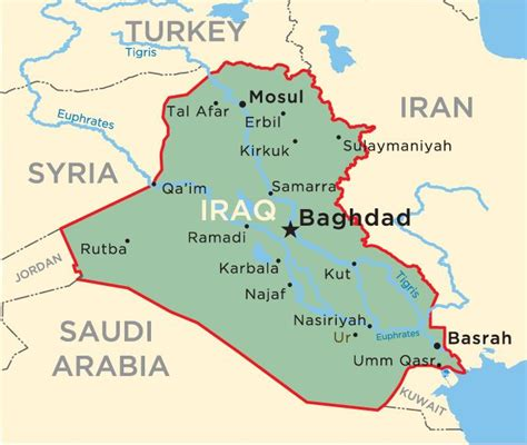 map  iraq cities google search maps iraqi army