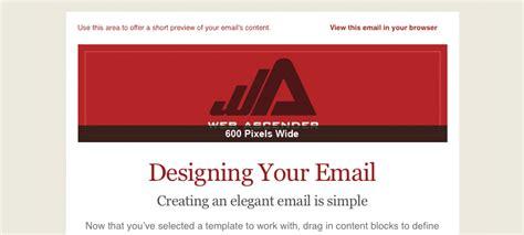 tutorial  creating  custom email template  mailchimp