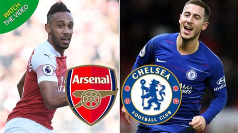 Arsenal vs Chelsea Full Match - Premier League ...