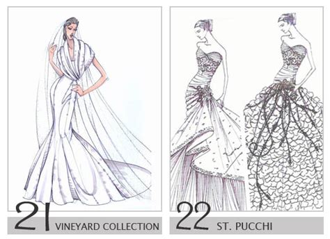 42 Royalty Wedding Dress Design Sketch Ideas For The Bride