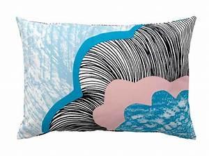 Coussin Rectangulaire Ikea : couleur on fait sa d co en rose et bleu pastel ~ Preciouscoupons.com Idées de Décoration