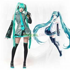 Vocaloid Hatsune Miku Cosplay Costume - GEGGOO.com