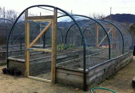 98 Best Images About Vegetable Garden Enclosures On