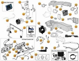 2000 Jeep Wrangler Parts Diagram