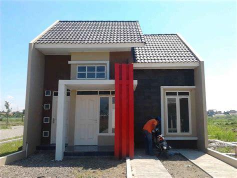 desain rumah minimalis  lantai type  modern terbaru
