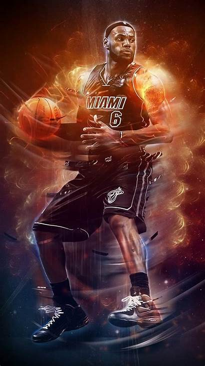 Lebron James Nba Wallpapers Iphone Cool Backgrounds