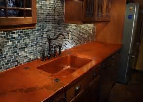 tuscan bedroom decorating ideas richmond va copper concrete countertop