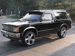 Find New 1989 Chevrolet S10 Blazer Base Sport Utility 2