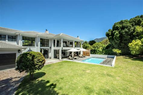 5 Bedroom Houses For Sale by 5 Bedroom House For Sale Constantia Cape Town