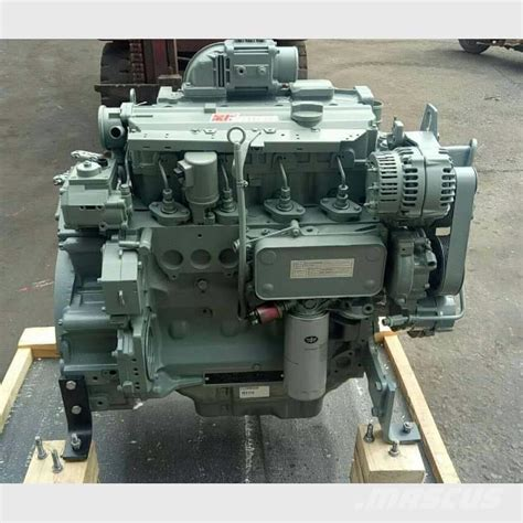 Motor For Sale by Used Deutz Bf4m2012 Diesel Engine Engines Year 2018 For
