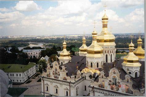 Kiev, un destino en Ucrania