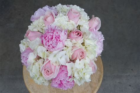 Pink Peonies Stadium Flowers