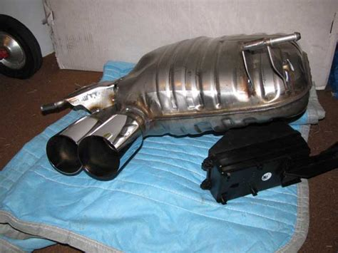 Bmw Performance Exhaust For 128i Installedvideopics Here