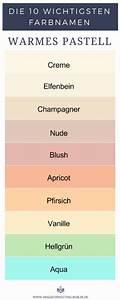 Was Sind Pastellfarben : warme pastellfarben sind creme elfenbein champagner ~ Lizthompson.info Haus und Dekorationen