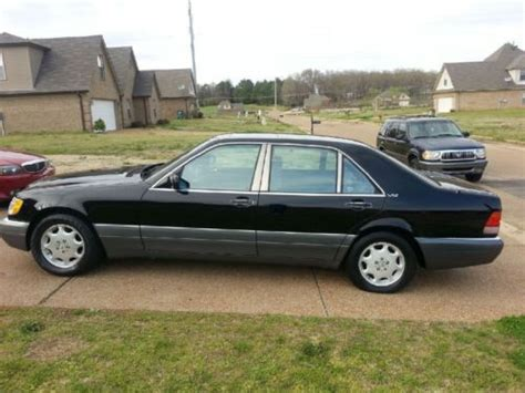 By steve from dearborn, michigan. Purchase used 1995 MErcedes Benz S600 Sedan V12 Luxury ...