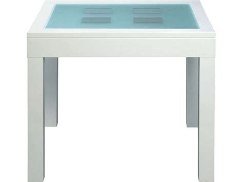 table rectangulaire comete conforama