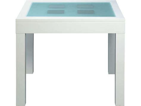 table cuisine conforama blanc table rectangulaire comete conforama