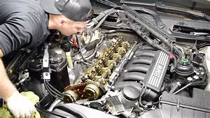 08 Bmw 328i E90 Valve Cover Gaskets Replacement Oil