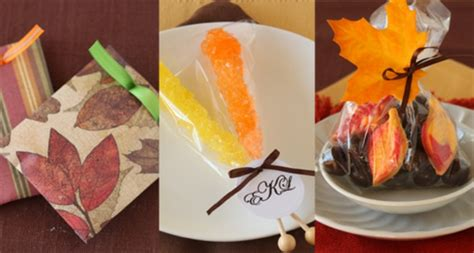 diy how to make fall wedding favors oh nuts blog
