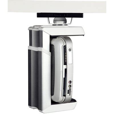 Humanscale Desk Cpu Holder by Humanscale Cpu200 Desk Mount Cpu Holder