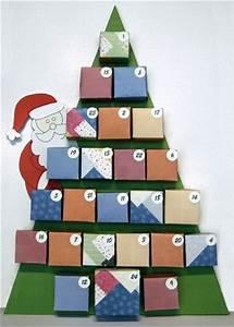 Tannenbaum Selber Basteln : bastelanleitung adventskalender tannenbaum mit weihnachtsmann weihnachten nic bastelt ~ Yasmunasinghe.com Haus und Dekorationen